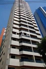 apartamento no edifício de ville barueri alphaville. - 8098