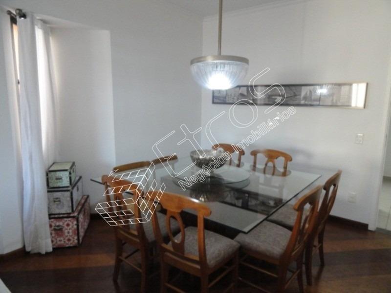 apartamento no edifício dona adélia - centro - jundiaí sp - ap00828 - 34644731