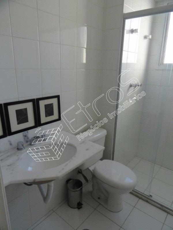 apartamento no edifício fleur du champ parnassie - centro - jundiaí sp - ap00041 - 34644590