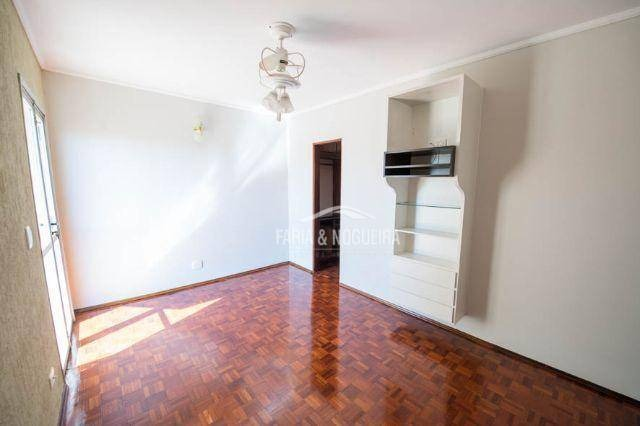 apartamento no edifício gardênia à venda, cidade jardim, rio claro. - ap0148