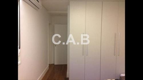 apartamento no edificio premium tambore alphaville. - 8182