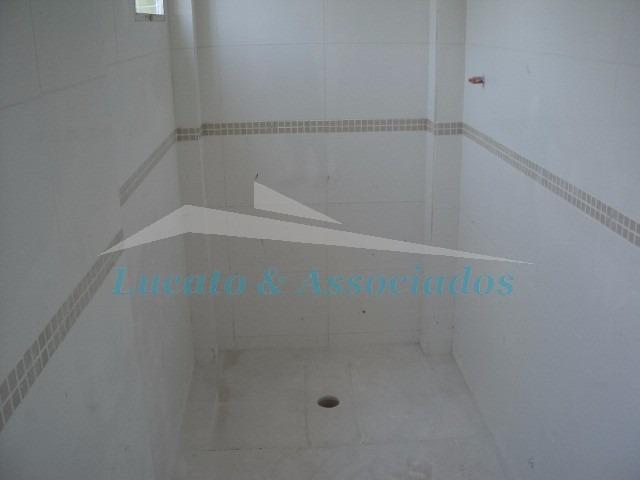 apartamento no forte, 02 dormitórios sendo 02 suítes, 02 vagas - ap00624 - 2877754