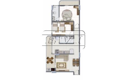 apartamento no forte