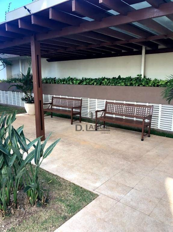 apartamento no golden square - campinas - ap18217