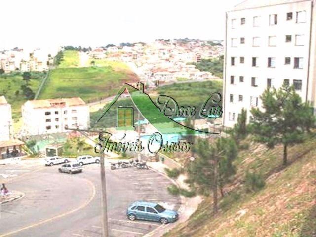 apartamento no green land em cotia sp