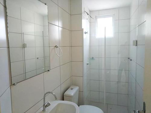 apartamento no guanabara com 2 quartos para locação, 72 m² - 6872