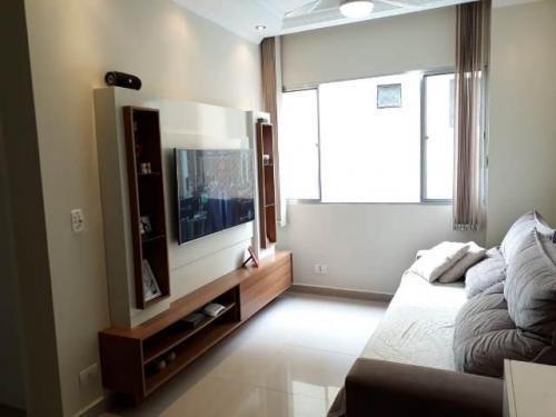 apartamento no guarujá com 1 dormitório 5076rafa