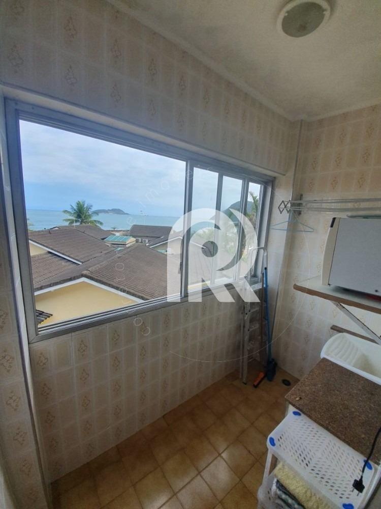 apartamento no guarujá vista pro mar (praia do tombo)