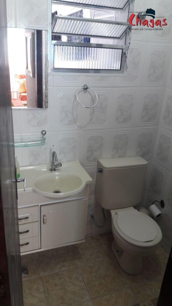 apartamento no indaiá caraguatatuba - 1051