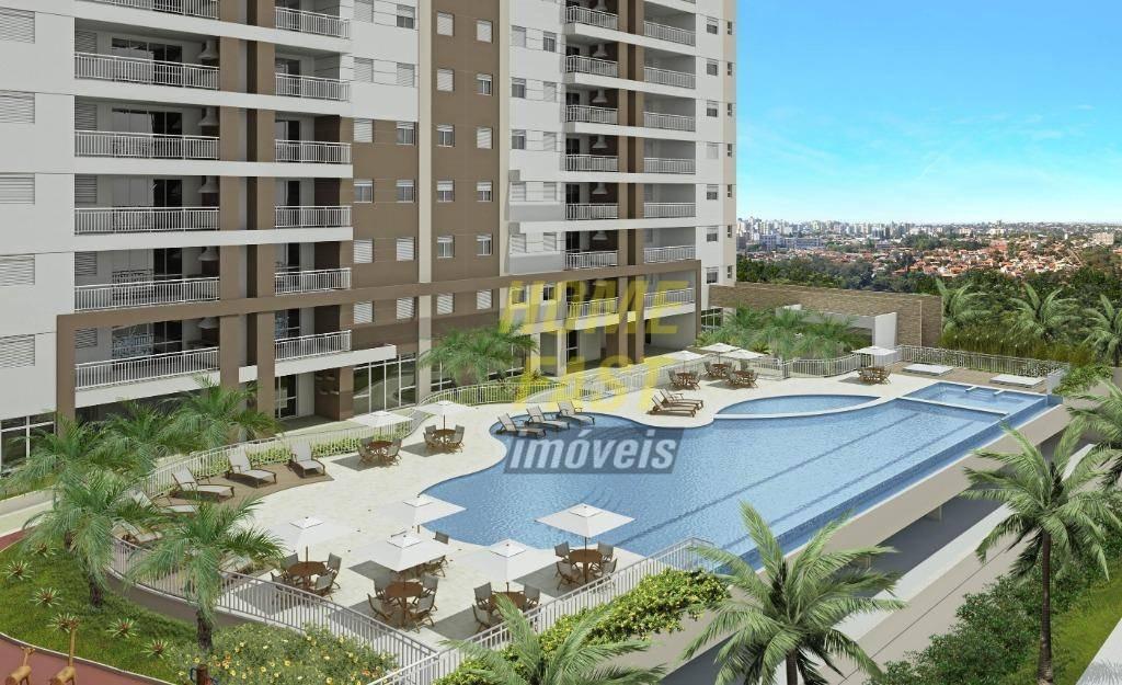 apartamento no isla lago dos patos com 3 dormitórios à venda, 114 m² por r$ 739.000,00 - vila galvão - guarulhos/sp - ap1413