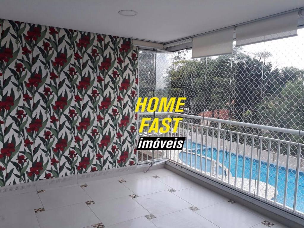 apartamento no isla lago dos patos com 3 dormitórios à venda, 88 m² por r$ 540.000 - vila galvão - guarulhos/sp - ap0608