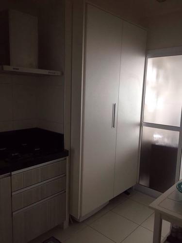 apartamento no jardim aquárius ref:68590