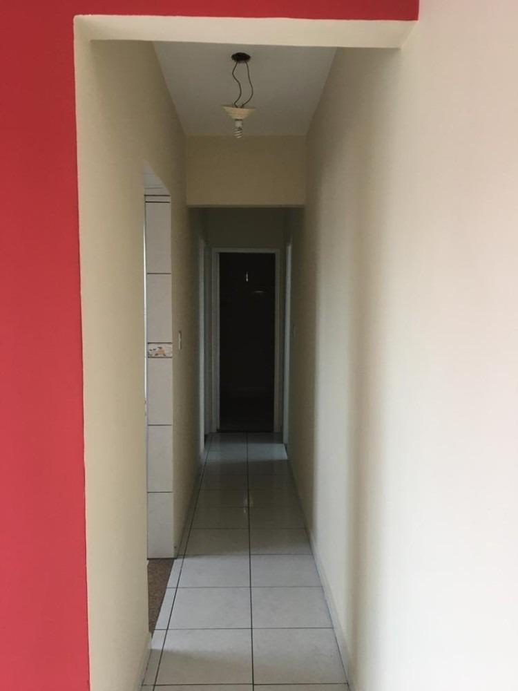 apartamento no jardim casqueiro, 2 quartos