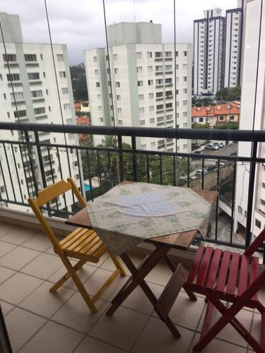 apartamento no jardim esther, 80 m². com 3 dorms. ref 65533