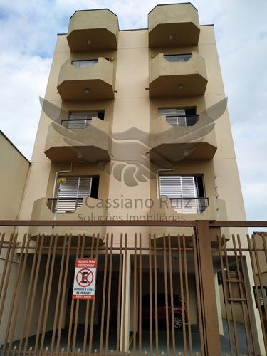 apartamento no jardim gonçalves - 02 dormitórios com sacada - 65 metros quadrados - ap00213 - 33880120