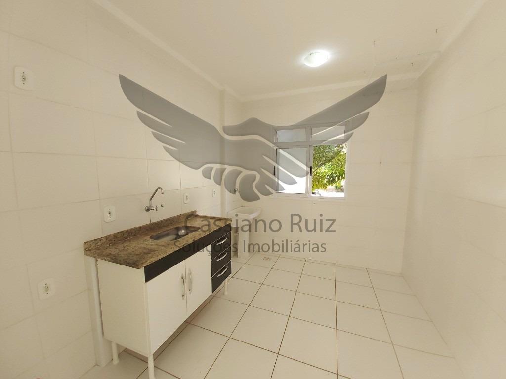 apartamento no jardim leocádia - residencial ilhas gregas - 01 dormitório - sala - cozinha - 01 vaga - ap00283 - 34680562