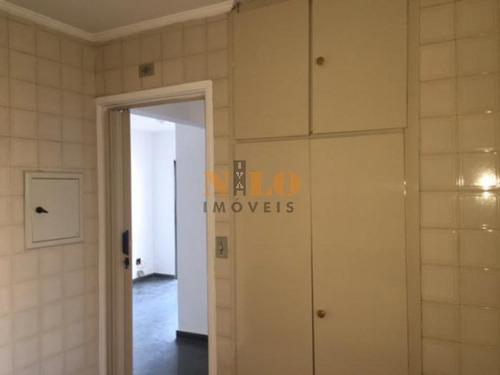 apartamento no jardim marajoara - 188