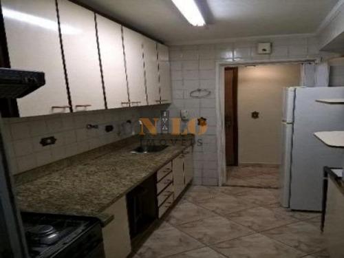apartamento no jardim marajoara - 294