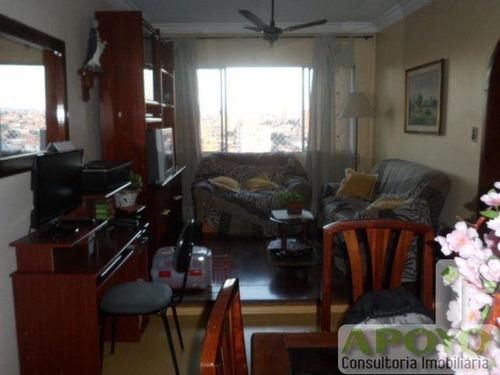 apartamento no jardim marajoara - yo3039