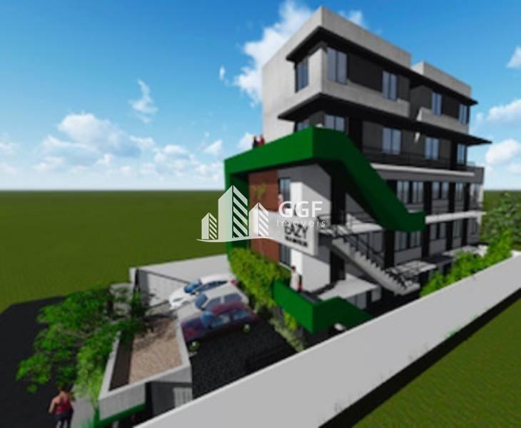 apartamento no jardim maringá, 1 dorm, 35m²m - 24