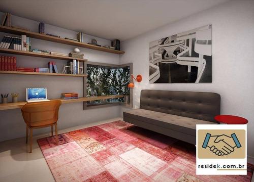 apartamento no jardins - ap0059
