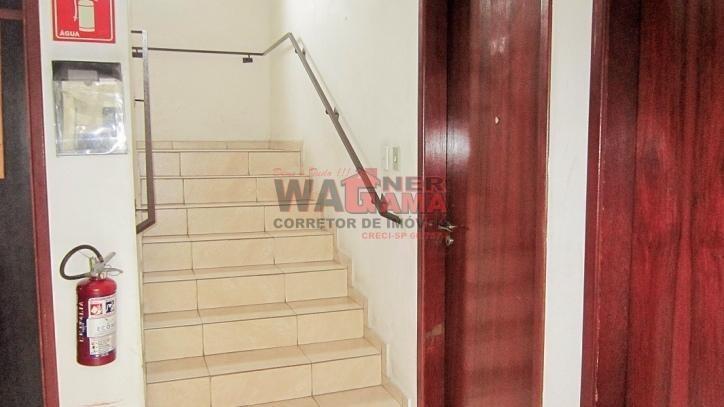 apartamento no jd felipe, carapicuiba, 2 quartos com 1 vaga - 884