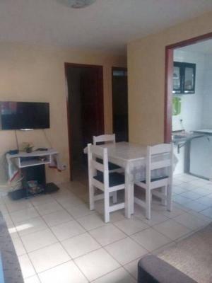 apartamento no litoral com 2 quartos em itanhaém 2971-pc