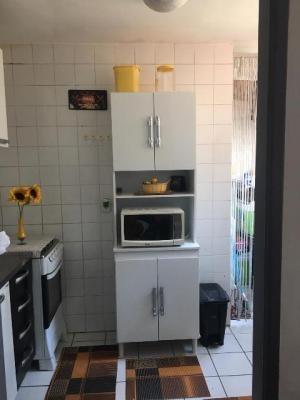 apartamento no litoral com 2 quartos em itanhaém/sp 6451-pc