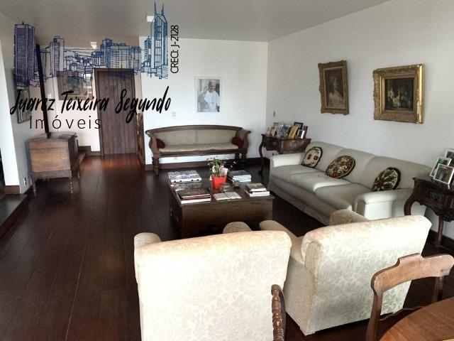 apartamento no mansão stella maris alto padrão na graça! - 07162 - 68158739