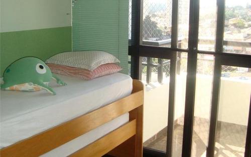 apartamento no morumbi - lindo, bem localizado e c/ lazer completo!