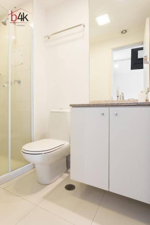 apartamento no new age com 1 dormitório para alugar, 34 m² por r$ 2.850/mês - brooklin - são paulo/sp - ap3512