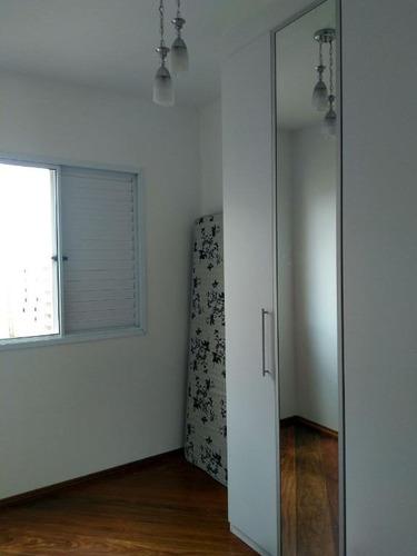 apartamento no nova paisagem todo planejado. - ap0087