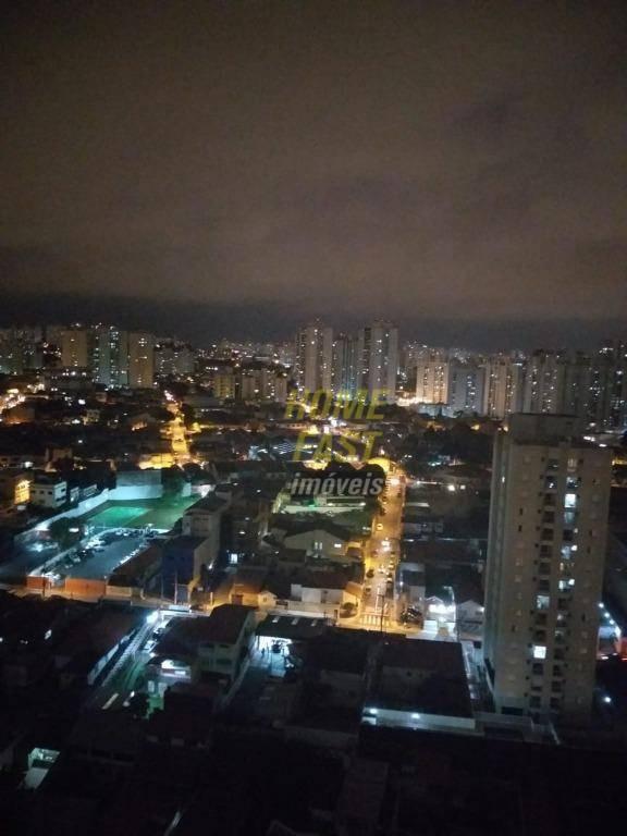 apartamento no parque clube com 3 dormitórios à venda, 134 m² por r$ 900.000 - vila augusta - guarulhos/sp - ap1452