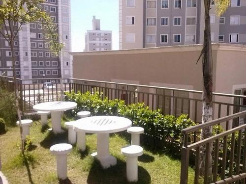 apartamento no parque são vicente - 3721