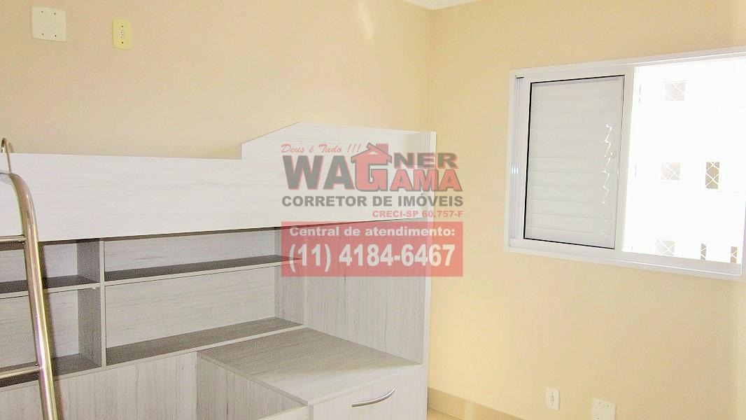 apartamento no pq viana, barueri, 2 quartos sendo 1 suíte e 1 vaga - 941