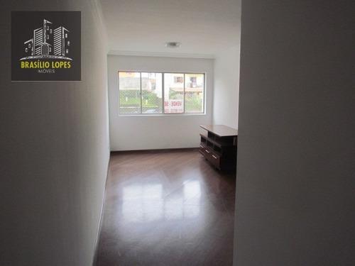 apartamento no sacomã | 02 dormitórios e 02 vagas | m1407