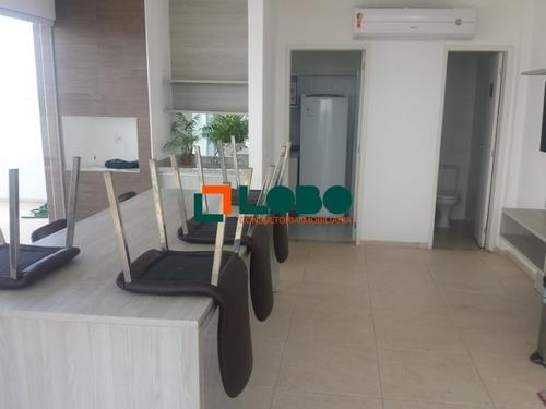 apartamento no safira residencial - 318