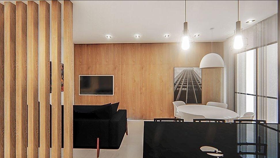apartamento no saguaçu | 01 suíte + 01 dormitório | elevador | salão de festas - sa01413 - 67808651