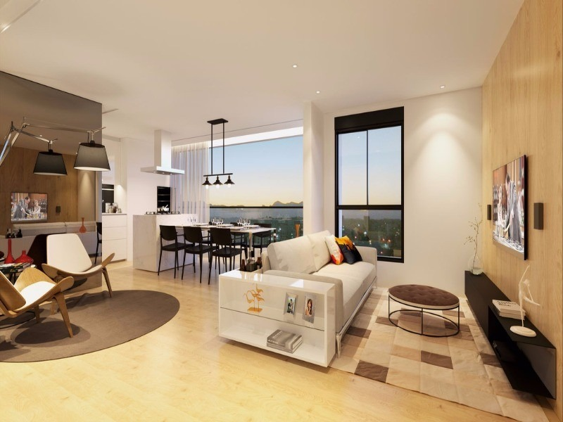 apartamento no saguaçu   02 suítes + lavabo na sala   salão de festas na cobertura - sa00019 - 31953969