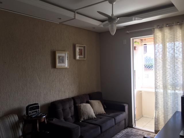 apartamento no saguaçú com 2 quartos para venda, 52 m² - lg7067
