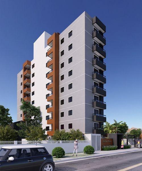 apartamento no saguaçú com 3 quartos para venda, 92 m² - ka1030
