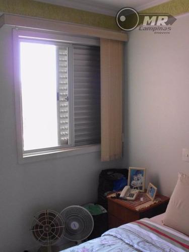 apartamento no santa genebra, aceita permuta - ap0676