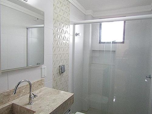 apartamento no santo antônio com 3 quartos para locação, 99 m² - 6647
