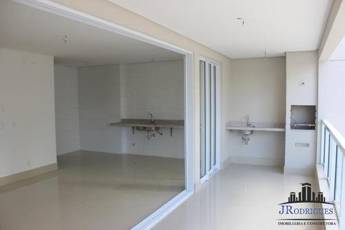 apartamento no setor bueno com 03 suítes - 126m² - pronto -