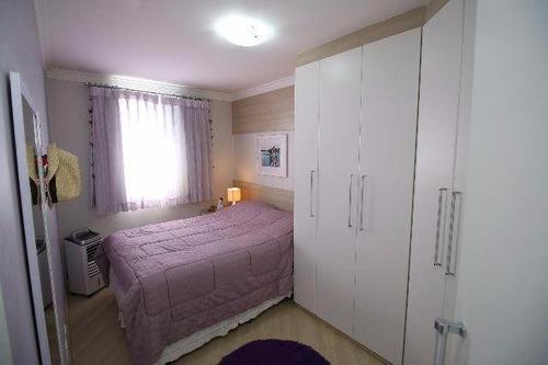 apartamento no tatuapé - 2 dorm. 1 vaga - morada do vale