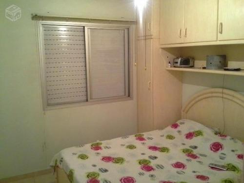 apartamento no tatuapé / anália franco - 3 dorm. 1 vaga