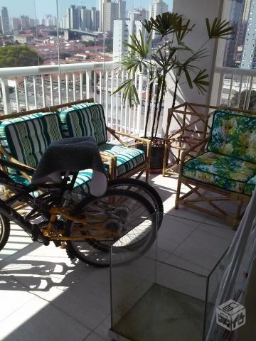 apartamento no tatuapé - the gardens summer - 2 suíte. 2 vag