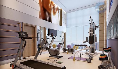 apartamento no tirol, com 3 quartos e 99m² - residencial passaredo - ap0014