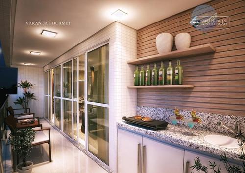 apartamento no tirol, com 3 quartos, sendo dois suítes - sinval pereira - ap0105