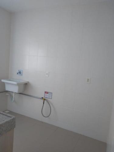 apartamento no vila nova com 2 quartos para locação, 42 m² - lg1507
